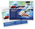 Medical: Urgent Surgery Brochure Template #02063