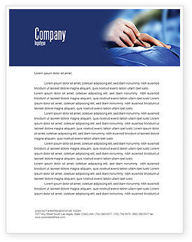 Medical: Urgent Surgery Letterhead Template #02063