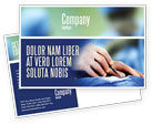 Medical: Urgent Surgery Postcard Template #02063