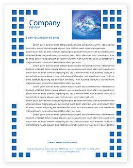 Telecommunication: Plantilla de membrete - alojamiento web #02088