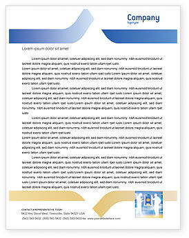 Business: Modello Carta Intestata - Scopo #02100