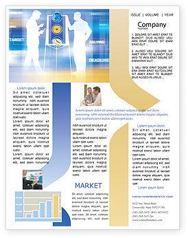 Business: Modello Newsletter - Scopo #02100