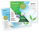 Nature & Environment: Pure Nature Brochure Template #02183