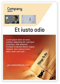 Business: Templat Periklanan Daftar Tugas #02185