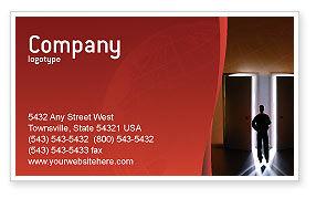 Business Concepts: Wahl Visitenkarte Vorlage #02227