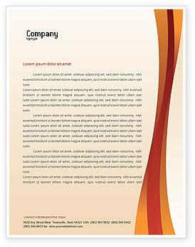 Choice Letterhead Template, 02227, Business Concepts — PoweredTemplate.com