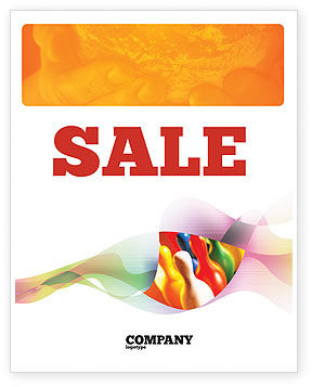 Sports: Bowling Sale Poster Template #02262