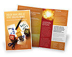 Education & Training: Toevoeging Brochure Template #02278