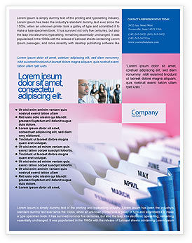 Business: Templat Flyer Bulan #02297