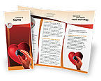 Consulting: Key To Heart Brochure Template #02333