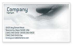 Medical: Health Insurance Business Card Template #02338