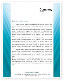 Career Climbing Letterhead Template, 02346, Careers/Industry — PoweredTemplate.com
