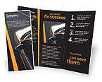 Cars/Transportation: Modello Brochure - Automobile sull'autostrada #02358