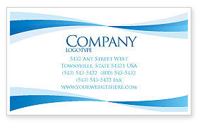 Holy Spirit Business Card Template