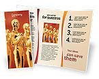 Art & Entertainment: Modello Brochure - Movie award #02371