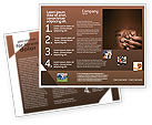 People: Baby Fingers Brochure Template #02409