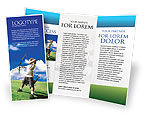 Sports: Archery Brochure Template #02411