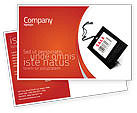 Business Concepts: Sale Postcard Template #02419