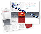 Business Concepts: Vulnerability Brochure Template #02445