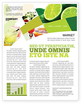 Food & Beverage: Lime Newsletter Template #02460