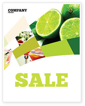 Food & Beverage: Modello Poster - Lime #02460