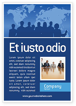 Global: Globalization Ad Template #02495