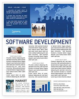Global: Globalization Newsletter Template #02495