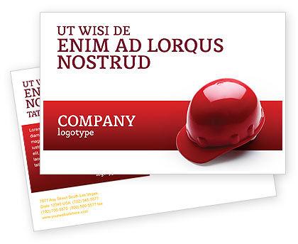 Careers/Industry: Modèle de Carte postale de sécurité personnelle #02510