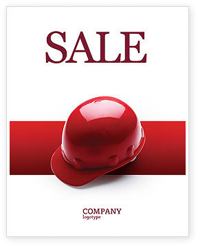 Personal Safety Sale Poster Template