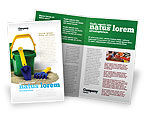 Education & Training: Child's play Brochure Template #02520