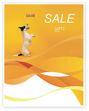 Business Concepts: Pet Sale Poster Template #02559