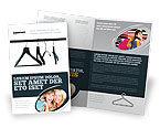 Business Concepts: Modèle de Brochure de cintres #02565