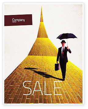 Business: Dream Land Sale Poster Template #02566