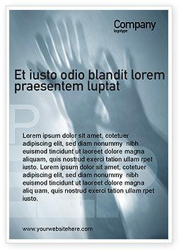 Religious/Spiritual: Modelo de Anúncio - socorro #02584