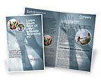 Religious/Spiritual: Modèle de Brochure de aidez-moi #02584