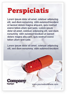 Medical: Medication Ad Template #02592