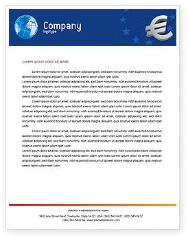 European Union Letterhead Template