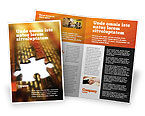 Business Concepts: Missing Part Brochure Template #02652
