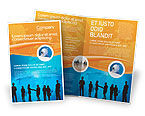People: Contracting People Brochure Template #02686