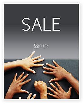 Religious/Spiritual: Diversity Sale Poster Template #02689