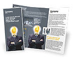 Business Concepts: Make Money Brochure Template #02696