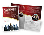 Careers/Industry: Boss Brochure Template #02711