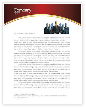 Careers/Industry: Baas Briefpapier Template #02711