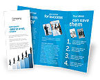 Business: Successful Career Brochure Template #02715