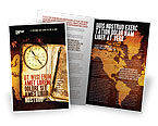 Global: Old Compass Brochure Template #02716