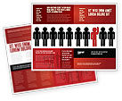 Education & Training: Opinion Brochure Template #02720