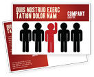 Education & Training: Opinion Postcard Template #02720