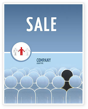 Careers/Industry: Your Own Point Of View Sale Poster Template #02744