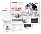 Sports: Strategic Position Brochure Template #02755