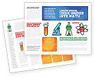 Education & Training: Natural Sciences Brochure Template #02780